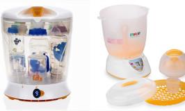 Một vài lưu ý khi chọn mua máy tiệt trùng bình sữa cho bé