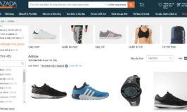 Có nên mua hàng thể thao Adidas trên Lazada không?
