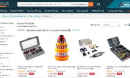 Mã giảm giá bộ dụng cụ đa năng chính hãng tại Lazada
