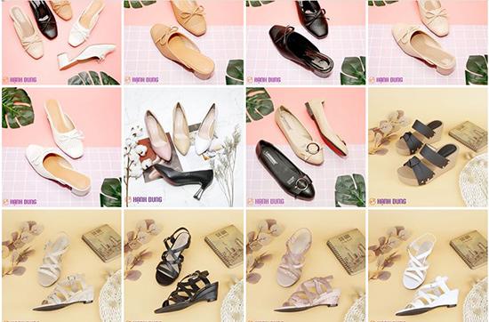 shop giày hạnh dung hcm