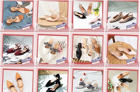 cửa hàng giày tại hcm Erosska