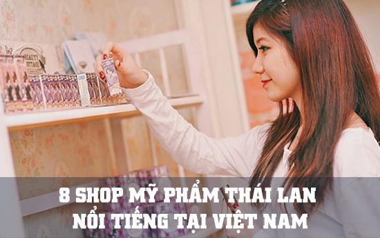 shop mỹ phẩm thái lan