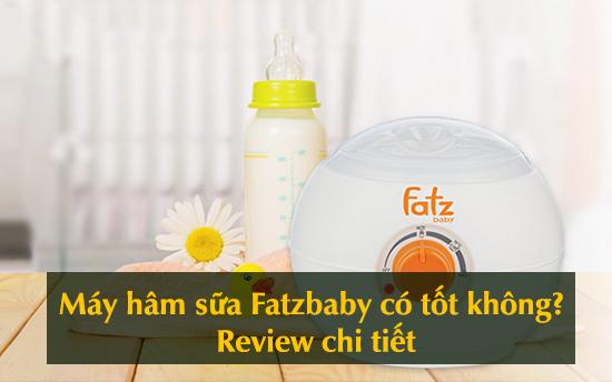 máy hâm sữa cho bé