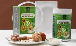 bột ngũ cốc lợi sữa gold mama